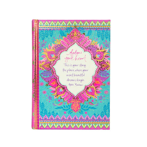 Follow Your Heart Cafe Journal - Gifti | Gifts they will love