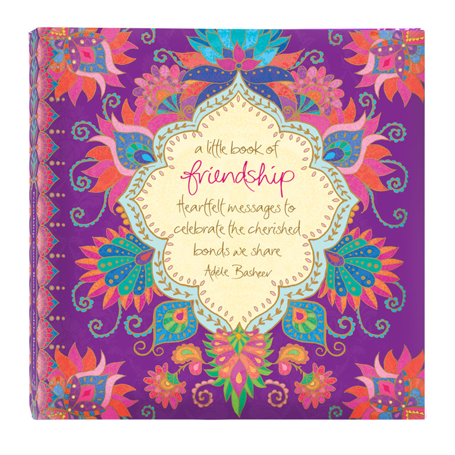 Friendship Quote Book - Gifti | Gifts they will love