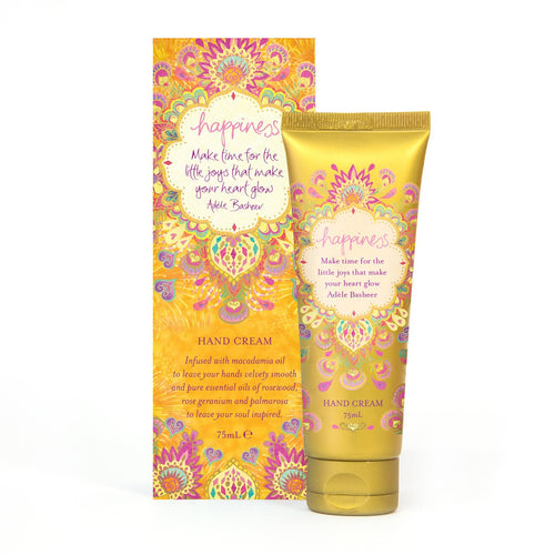 Happiness Hand Cream - Gifti | Gifts they will love