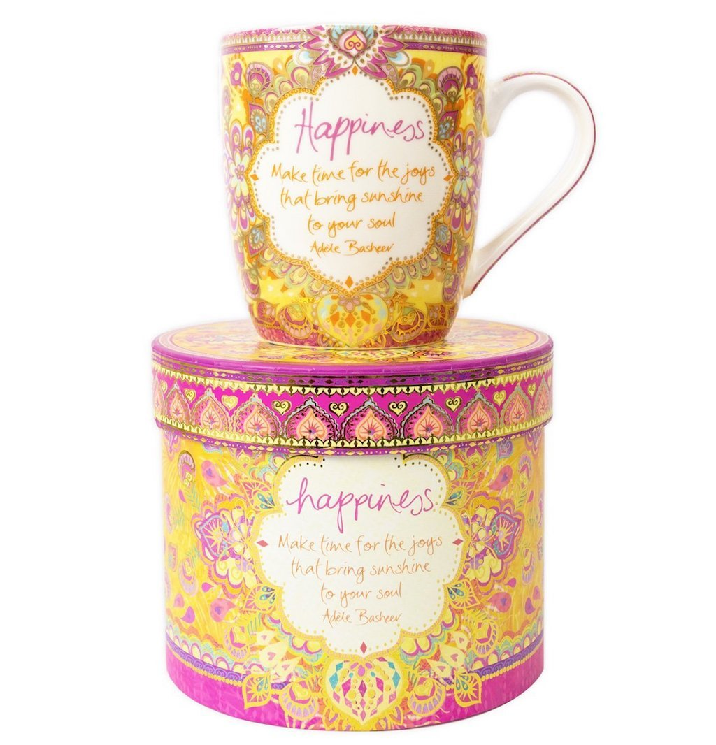Happiness Mug - Gifti | Gifts they will love