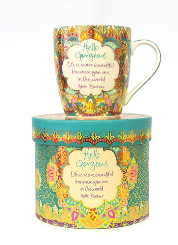 Hello Gorgeous Mug - Gifti | Gifts they will love