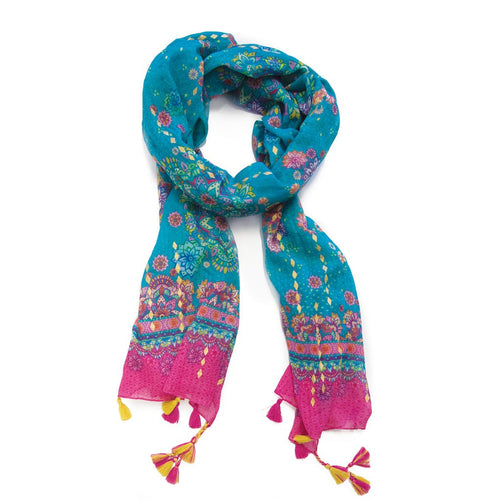 Hello Gorgeous Tassel Scarf - Gifti | Gifts they will love