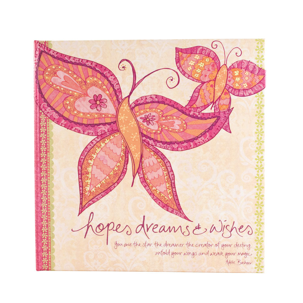 Hopes, Dreams & Wishes Guided Journal - Gifti | Gifts they will love
