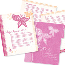 Load image into Gallery viewer, Hopes, Dreams & Wishes Guided Journal - Gifti | Gifts they will love