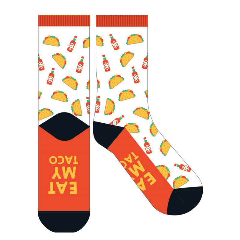 Eat my Taco Socks - Gifti | Gifts they will love