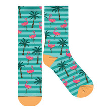 Load image into Gallery viewer, Flamingo Socks - Gifti | Gifts they will love