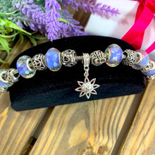 Load image into Gallery viewer, Love Star Charm Bracelet Violet - 15 Charms - Gifti | Gifts they will love