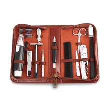 Load image into Gallery viewer, Men's Grooming Kit - 12 Pieces in Zipper Bag - Gifti | Gifts they will love