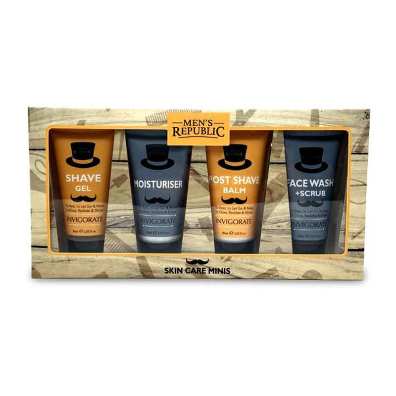 Men's Skincare Mini Gift Set - Ideal Men's Gift - Gifti | Gifts they will love