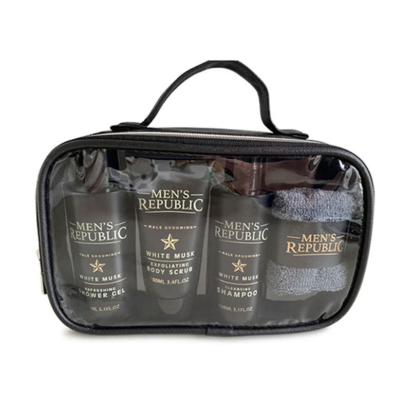 Men's 4pc Shower Gift Set - Ideal Men's Gift - Gifti | Gifts they will love