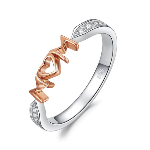 Mom Heart Ring - Gifti | Gifts they will love