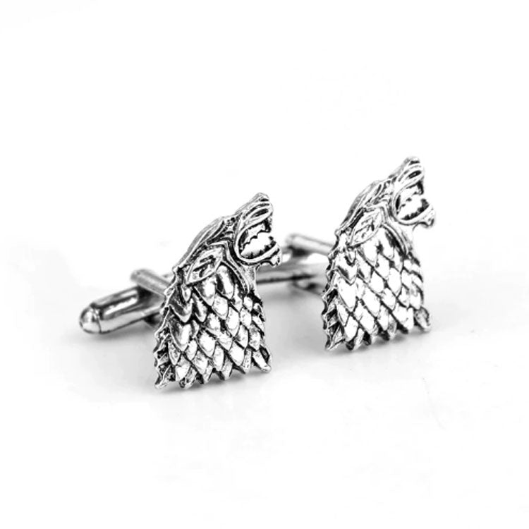 Sharpman Wolfpack Cufflinks - Gifti | Gifts they will love