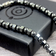 Load image into Gallery viewer, Hematite Magnetic Energy Chain - Sharpman - Gifti | Gifts they will love
