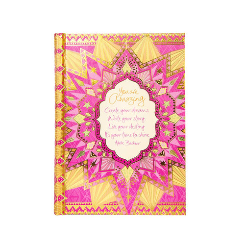 You Are Amazing Cafe Journal - Gifti | Gifts they will love