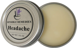 Headache and Migraine Balm