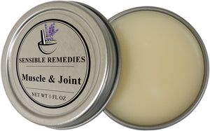 Muscle and Joint Pain Salve