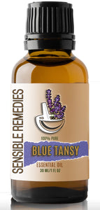 Blue Tansy Pure Essential Oil