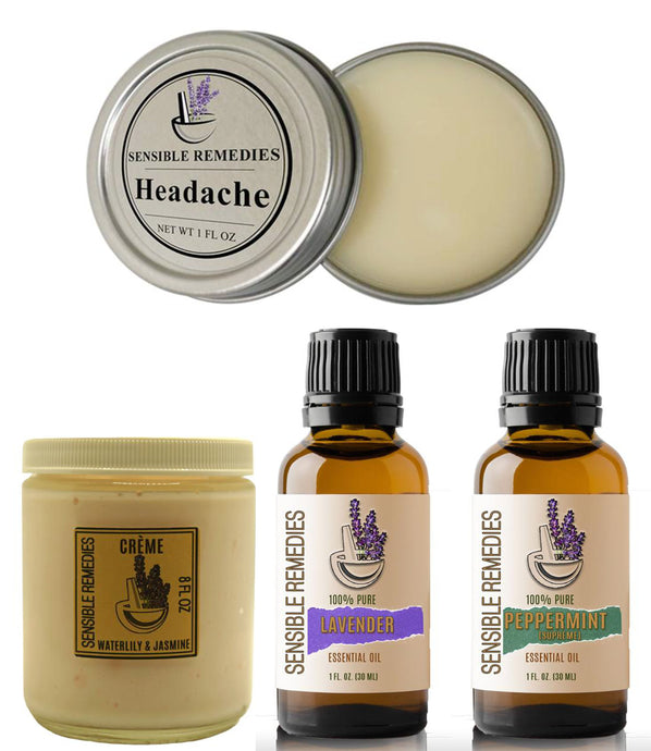 Sensible Remedies Starter Bundle