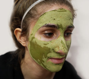 Matcha Clay Mask for Sensitive Skin