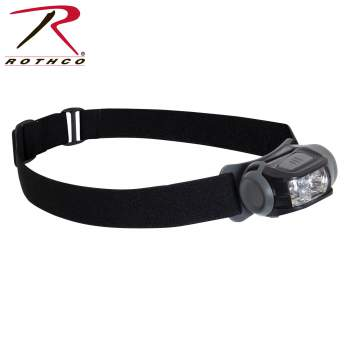 Rothco Creed Head Torch - Texas Adventure and Survival