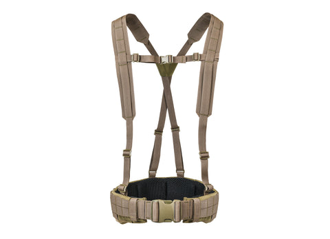 TT Warrior Battle Belt MKIII - Texas Adventure and Survival