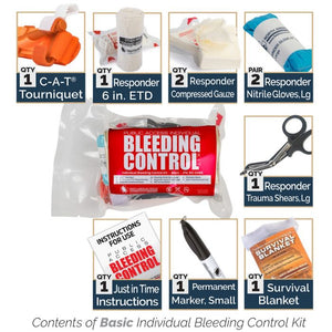Bleeding Control Kit - Texas Adventure and Survival