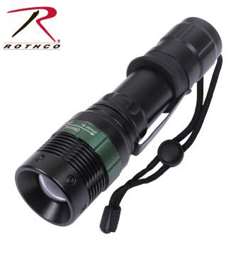 Rothco 3 Watt Cree Flashlight - Texas Adventure and Survival