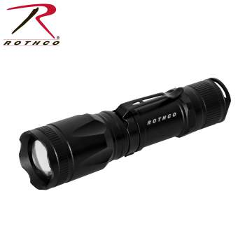 Rothco 10 Watt Cree Flashlight - Texas Adventure and Survival