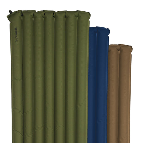 Basecamp Ops Air Mat W/Built in Foot Pump - Texas Adventure and Survival
