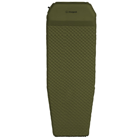 Snugpak Elite XL Self Inflating Mat W/Built in Pillow - Texas Adventure and Survival