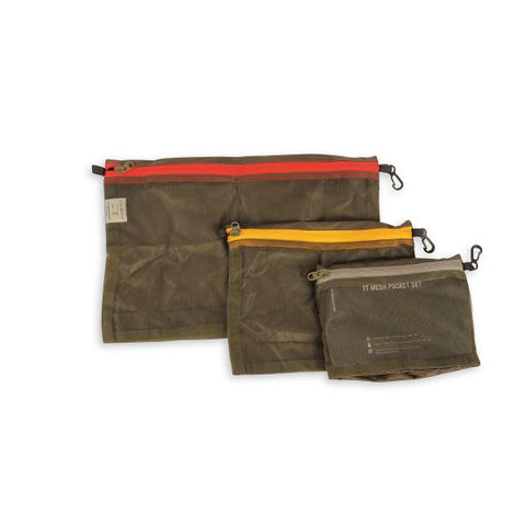 TT Mesh Pocket Set - Texas Adventure and Survival