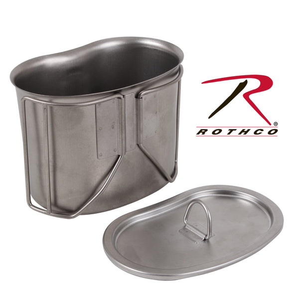 Rothco Canteen Cup - Texas Adventure and Survival