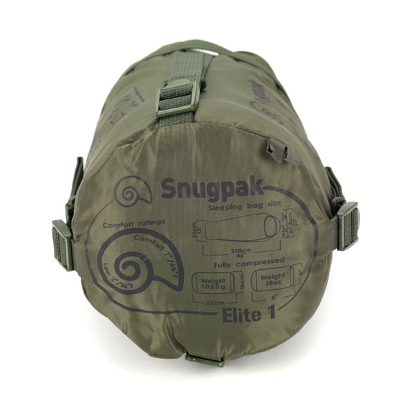 Snugpak Softie Elite 1 - Texas Adventure and Survival