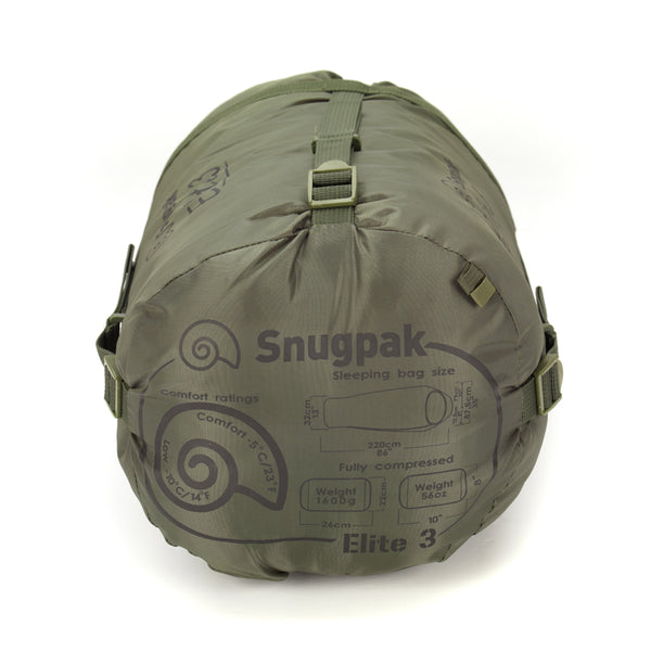 Snugpak Softie Elite 3 - Texas Adventure and Survival