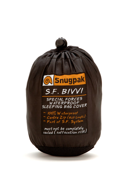 Snugpak Special Forces Bivi Bag - Texas Adventure and Survival