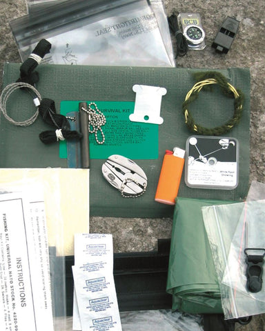Special Forces Survival Kit - Texas Adventure and Survival
