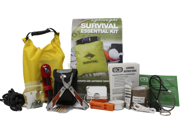 Survival Essential Kit - Texas Adventure and Survival