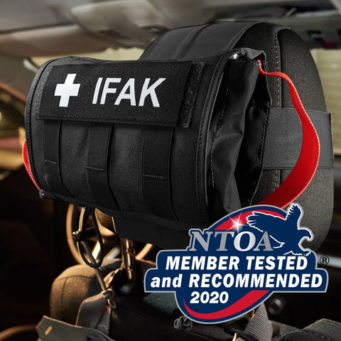 TT Headrest IFAK - Texas Adventure and Survival