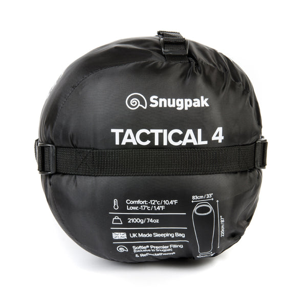 Snugpak Tactical Series 4 - Texas Adventure and Survival