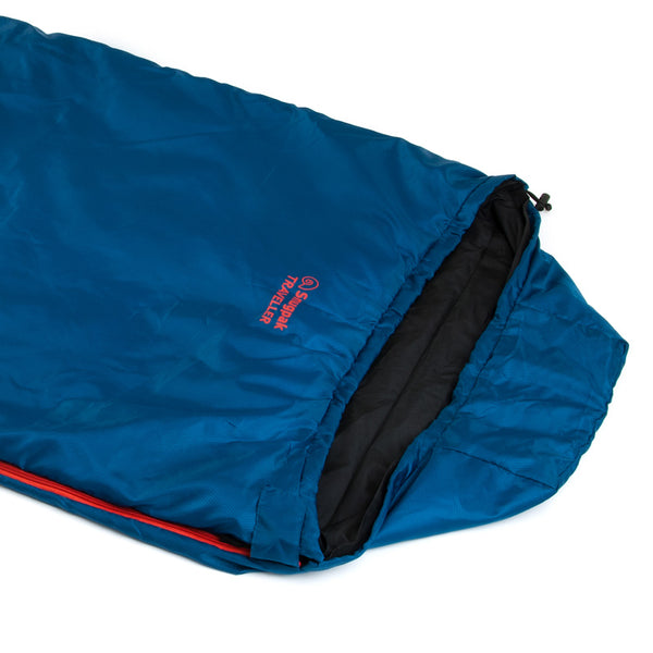 Travelpak Traveller Petrol Blue - Texas Adventure and Survival
