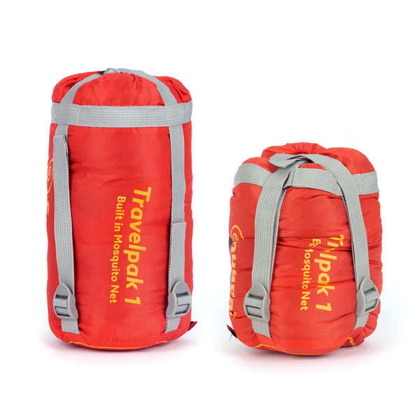 Snugpak Travelpak 1 - Texas Adventure and Survival