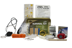 Trekker Survival Kit - Texas Adventure and Survival