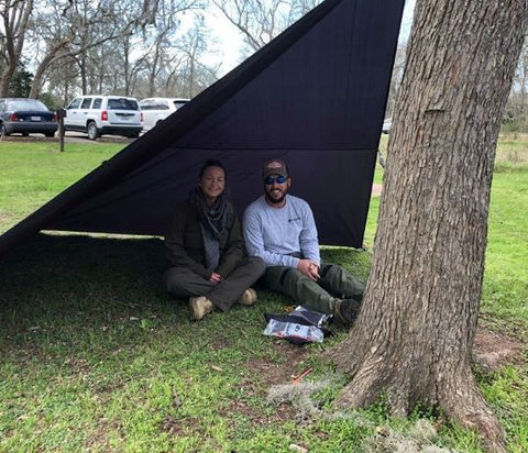 Couples Only Basic Survival and Bushcraft Courses - Texas Adventure and Survival