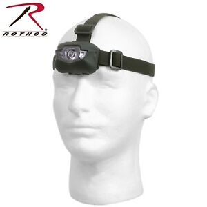Rothco Head Torch - Texas Adventure and Survival