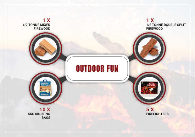 The Outdoor Fun Pack