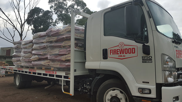 Bagged Firewood Deliveries