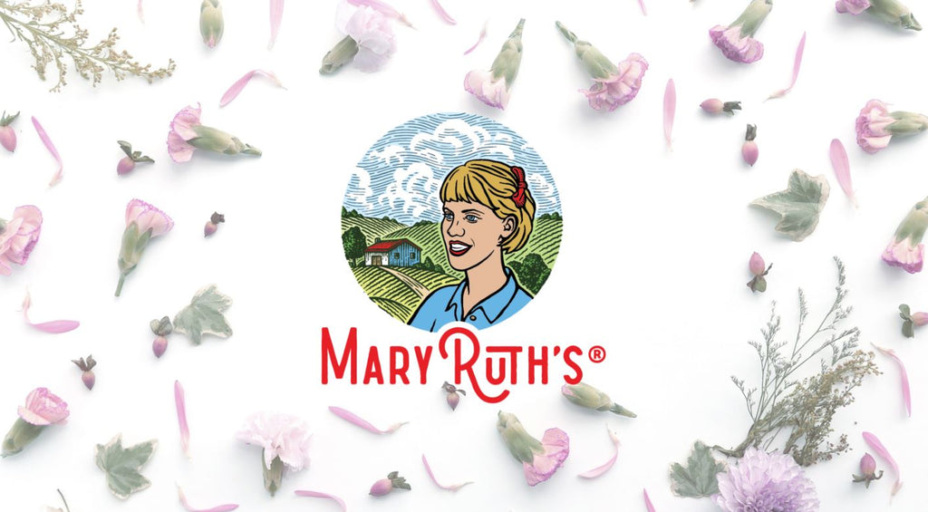 Get to know more about Mary Ruth Organics!