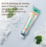 Dr. Ginger's White Charcoal Toothpaste