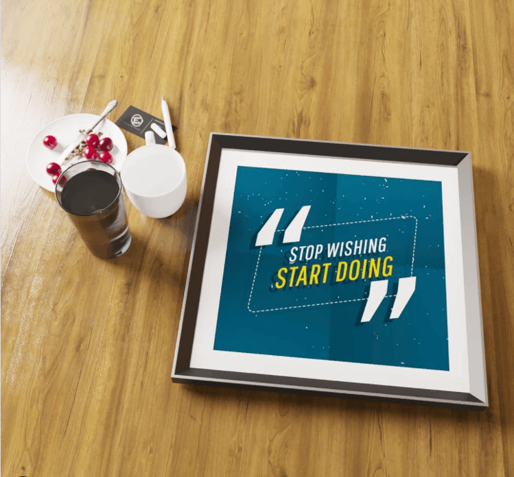 quotes, framed quotes, motivational quotes, home decor, frame, quote frame