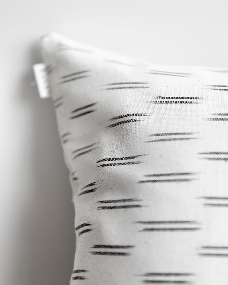 Juno Ikat Cushion Cover